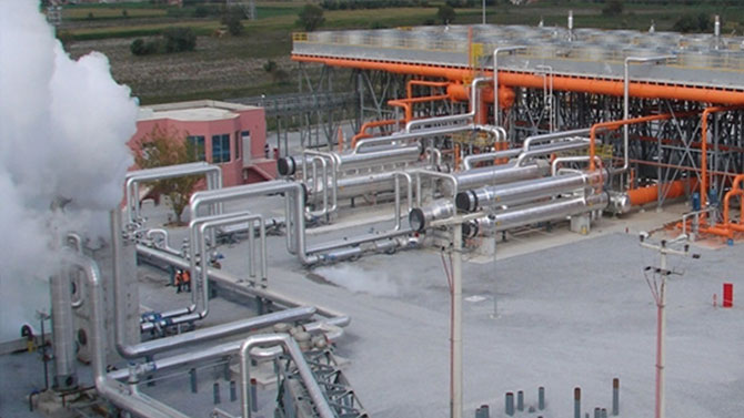 Sinem & Deniz Geothermal Power Plant Projects
